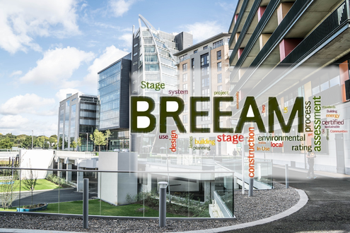 bre breeam certification consulting