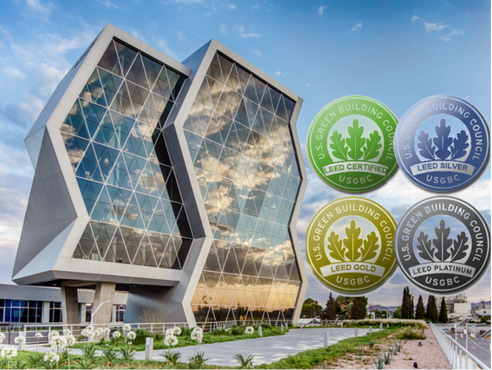 leed certification service